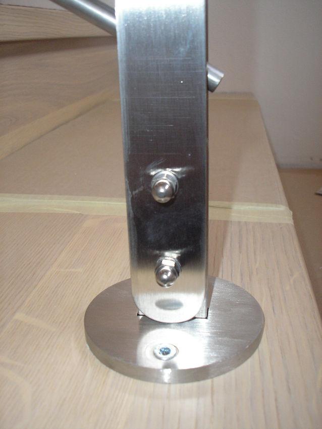 VM Carpenteria - Parapetti in acciaio inox